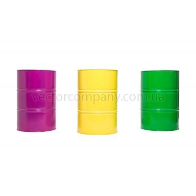 Бочки-столы разноцветные