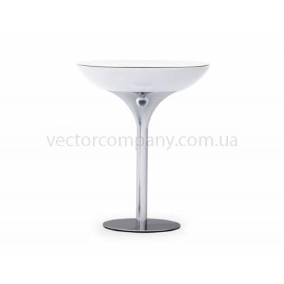 LED барный стол Мартини 110