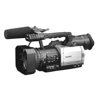 Видеокамера Panasonic AG-DVX100