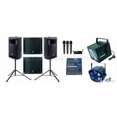 Комплект звука 1,5 кВт