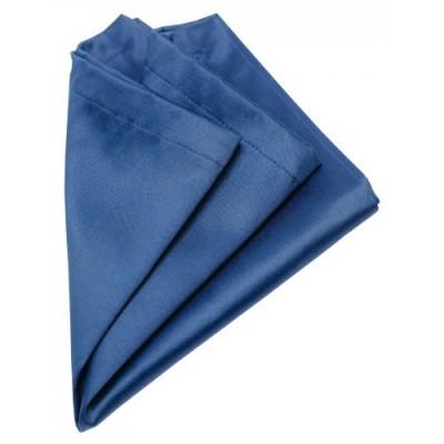 Салфетка темно-синяя