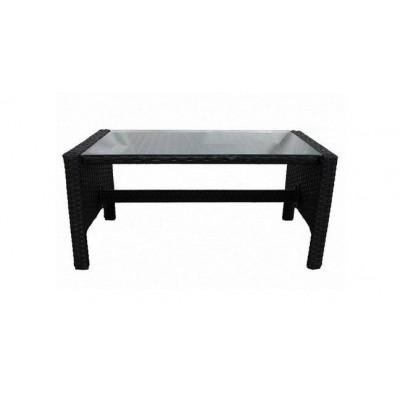 Ротанговый столик Color black