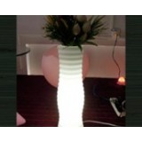 LED ваза для цветов Caterpiller