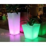 LED ваза для цветов Delta (H-55)