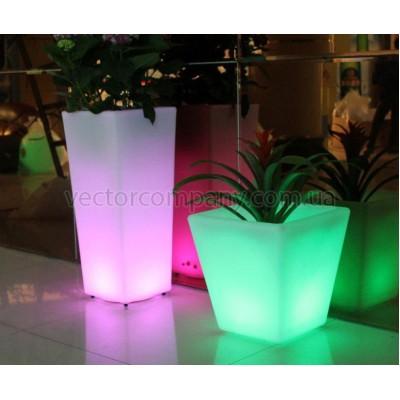 LED ваза для цветов Delta (H-70)