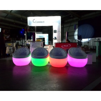 LED кресло