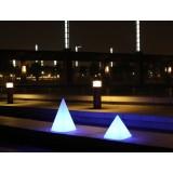 LED пирамида (H-28)