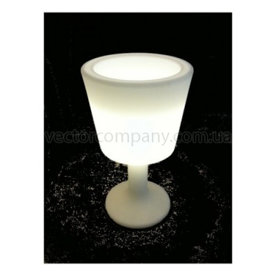 LED ваза для льда