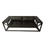 Loft диван World (черный)