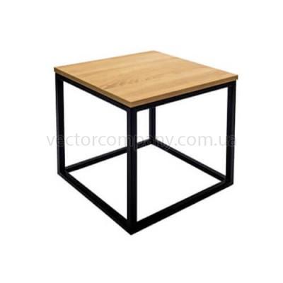 Loft стол-стул Куб 50
