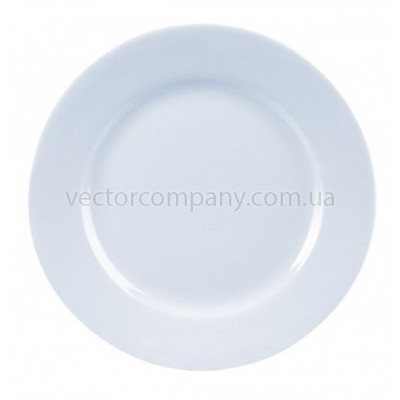 Плоская тарелка 25 см