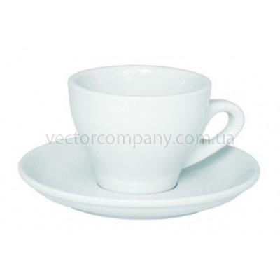 Чашка кофейная с блюдцем 150 мл