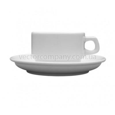 Чашка чайная с блюдцем 200 мл