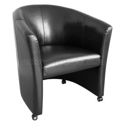 Кресло Рондо (черное)