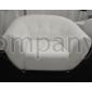 Кресло Магнат (белое)
