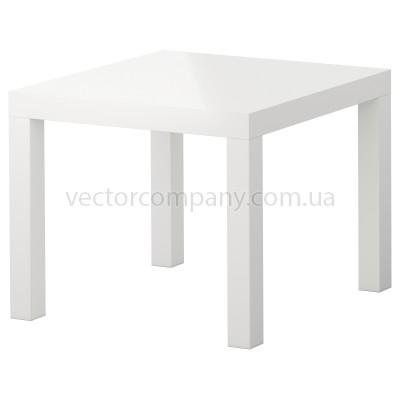 Журнальный стол ИКЕА белый