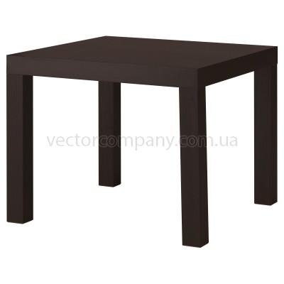 Журнальный стол ИКЕА черный
