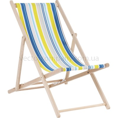Кресло шезлонг (разные цвета на выбор)