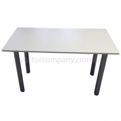 Стол прямоугольный 120x80 белый